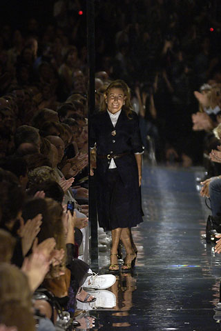 The Dramatic Miuccia Prada