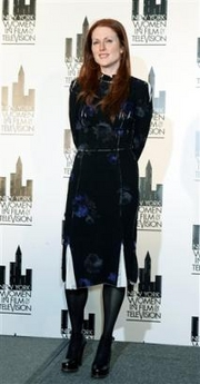 Julianne Moore in the Prada